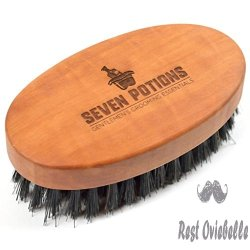 Seven Potions Beard Brush For