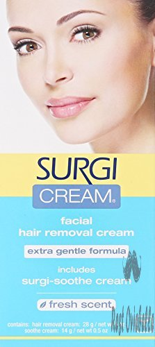 Surgi-cream Hair Remover Extra Gentle