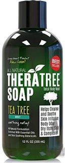 Oleavine Antifungal Soap With Tea Tree And Neem