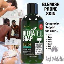 Oleavine Antifungal Soap With Tea Tree And Neem 1