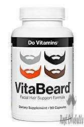VitaBeard Beard Growth Pills