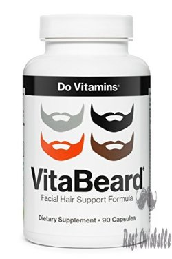 VitaBeard - Beard Growth Supplements