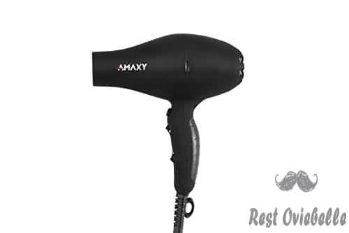 1st Generation Real Infrared Light Professional Hair Dryer With Patented Honeycomb Ceramic Therapy - Prevent Hair Loss & Overheating - Heal Damaged Hair - Frizz Free - More Shine - Volume - Smoother
