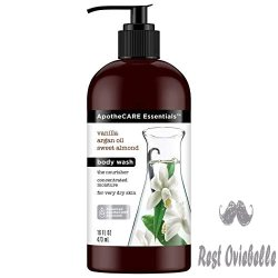 ApotheCARE Essentials The Nourisher Body Wash