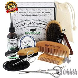 BeardClass Beard Grooming Set