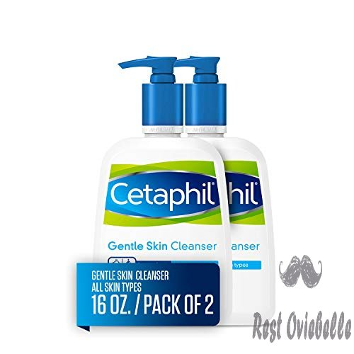 Cetaphil Gentle Skin Cleanser for