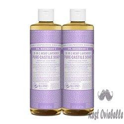 Dr- Bronner's Pure-Castile Liquid Soap