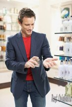 man testing cologne in store - men's cologne s and pictures Best Men's Cologne Of All Time Right Now