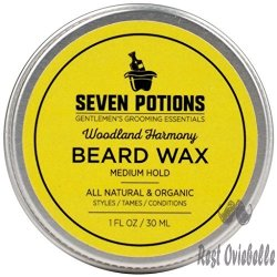 Seven Potions Beard Wax 1