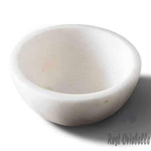 SUPPLY Marble Shaving Bowl (Naturally