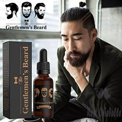 Gentleman's Beard Growth Oil 1