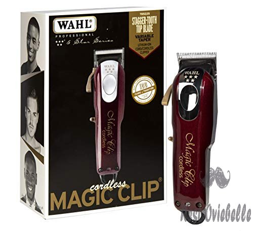 Wahl Professional 5-Star Cord/Cordless Magic