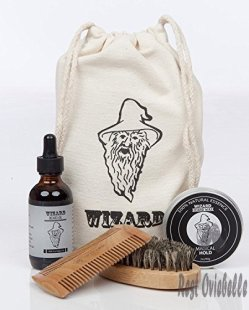 Beard Wizard Beard Care Kit
