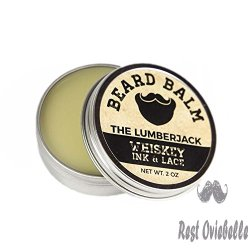 Whiskey, Ink, Lace Beard Balm