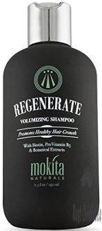 Mokita Naturals Biotin Hair Growth Thickening Shampoo