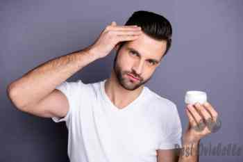 How to Apply Hair Cream for Men