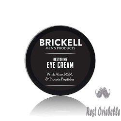 Brickell Men's Restoring Eye Cream