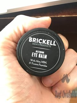 Brickell Men's Eye Restoring Cream For Men 1