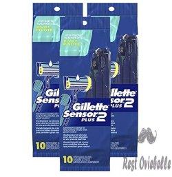 Gillette Sensor2 Plus Pivoting Head