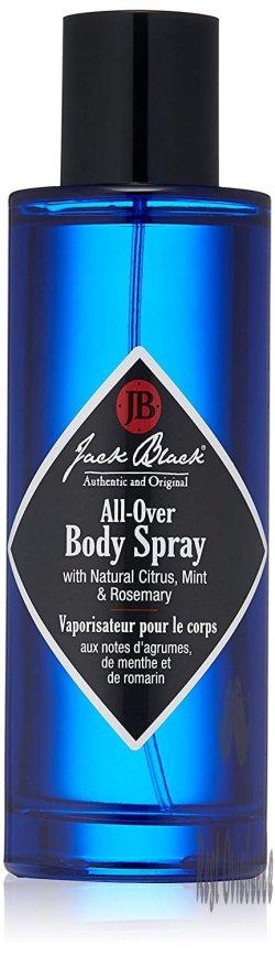 Jack Black All-Over Body Spray,