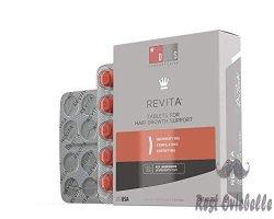 Revita Tablets For Hair Revitalization