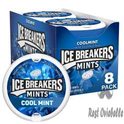 ICE BREAKERS Sugar Free Mints,