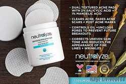 Neutralyze Exfoliating Pads 1