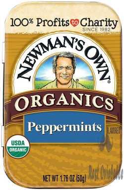 Newman's Organic Mints