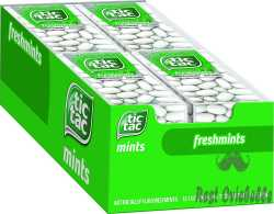 Tic Tac Fresh Breath Mints,