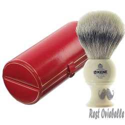 Kent Bk8 Silvertip Badger Shaving Brush