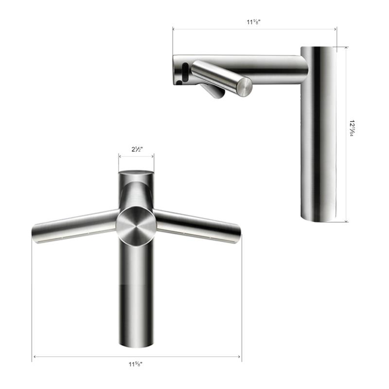 dyson airblade tap ab10 hand dryer 208v