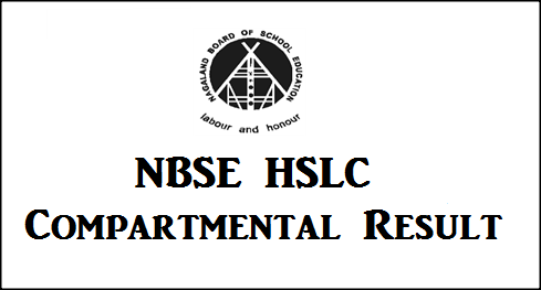 NBSE HSLC Compartmental Result