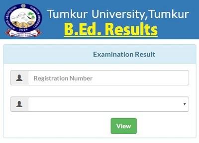 Tumkur University Sem Result