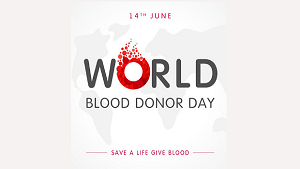 World Blood Donor Day Theme