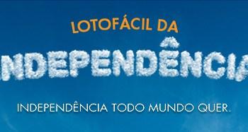 Lotofácil da Independência 2015 vai só participar ou entrar para ganhar?