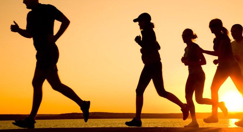 Beberap Tips Rajin Lari Kegemukan Dan Obesitas Bakal Menjauh