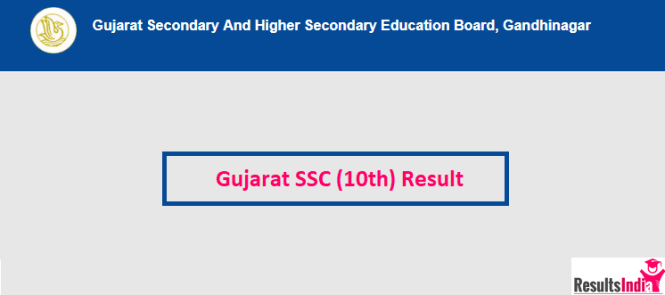 Gujarat SSC 10th Result 2018- GSEB SSC Result 2018