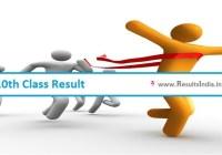 10th Class Board Results 2019