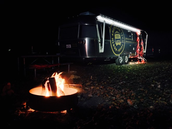 A quiet night at Indian Lake Campground