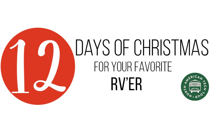 12 Days of Christmas gifts for your favorite RV'er
