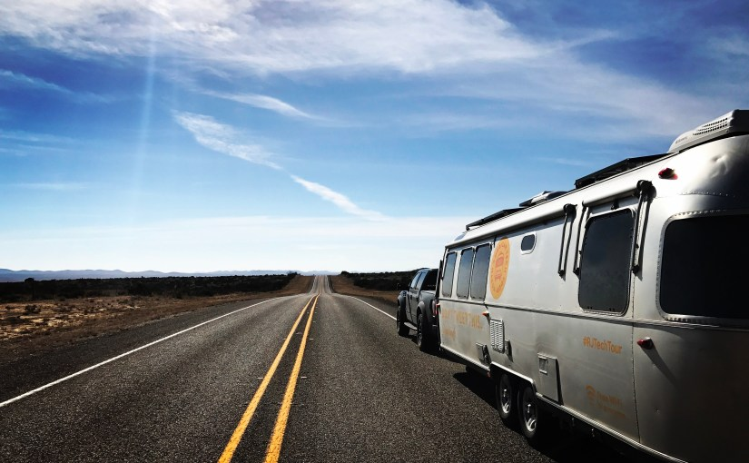 Can I park my Airstream in your tech community? (I'm serious.)