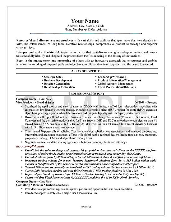 Cfo Resume Summary. Executive Assistant Resume Example Sample. Job