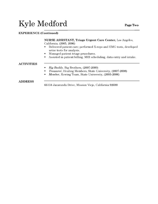 Cosmetologist Resume Examples Student. Cv For Beautician