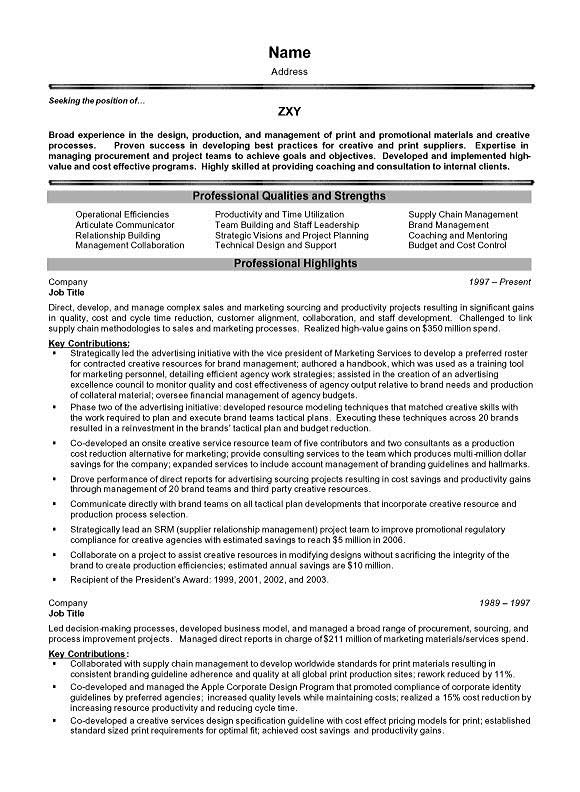 resume sample executive7a jpg