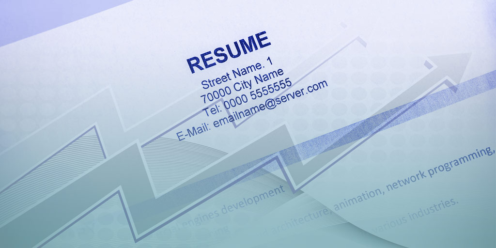 resume trends for 2016