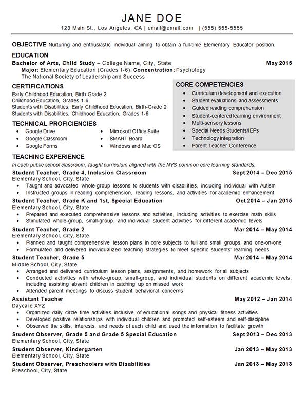 childcare resume template child care skills childcare resume template