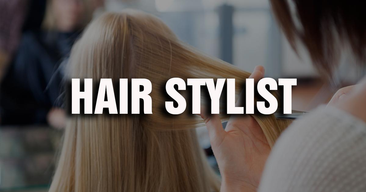 Hair Stylist Job Description