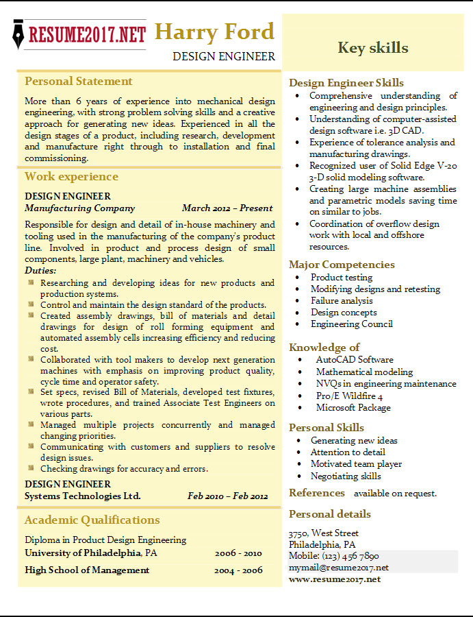 resume keywords pdf the basic resume template in pdf word excel format are resume summary of