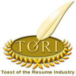 Finalist for Toast of the Resume Industry (TORI) Award in 2016. Global competition of resume writing held annually by Career Directors International.