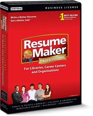 deluxe for libraries resumemaker pro resumemaker professional deluxe